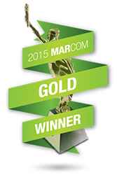 Gold MarCom Award